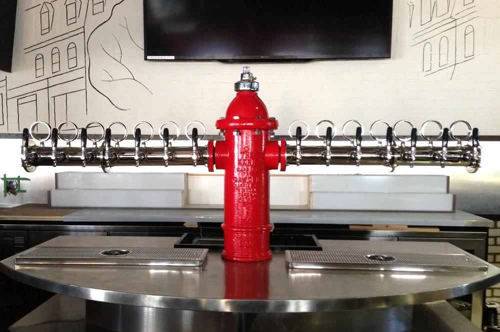 Amsterdam fire hydrant 2