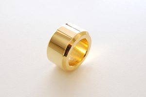GOLD SHANK SPACER