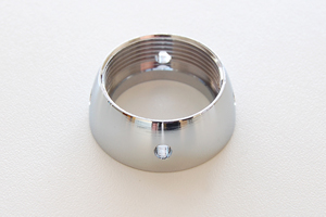 CHROME COUPLING NUT