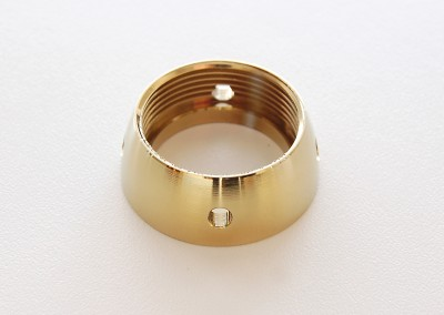 HT Gold Coupling Nut